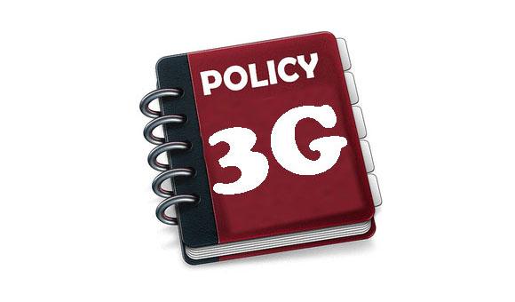 3G Policy Pakistan