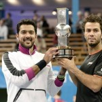 Stockholm Open Doubles Title Won By Aisam Ul Haq and Julien Rojer