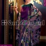 Gul Ahmed Silk Velvet 1