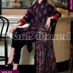 Gul Ahmed Silk Velvet 10