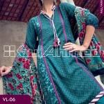 Gul Ahmed Silk Velvet 11