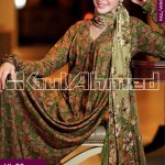 Gul Ahmed Silk Velvet 3