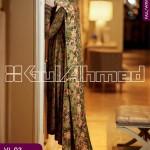 Gul Ahmed Silk Velvet 4