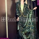 Gul Ahmed Silk Velvet 5