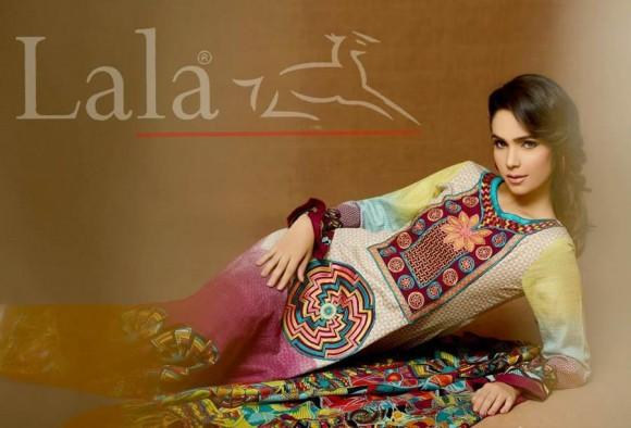 Lala Afreen Winter 1