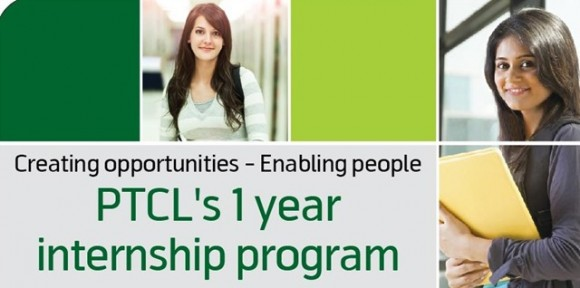 PTCL Internship Program 2013