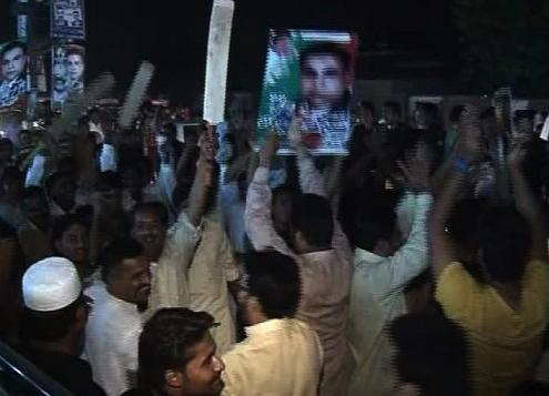 PTI Sh Khurram Shehzad PP 72 Faisalabad
