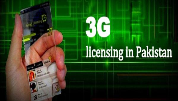 Pakistan-3G-Auction