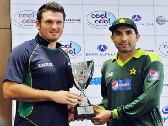 Pakistan South Africa ODI Schedule