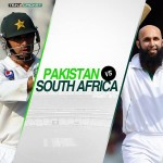 Pakistan VS South Africa 2nd Test In Dubai