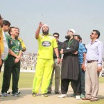 Peace Cup T20 Match Peshawar 2013