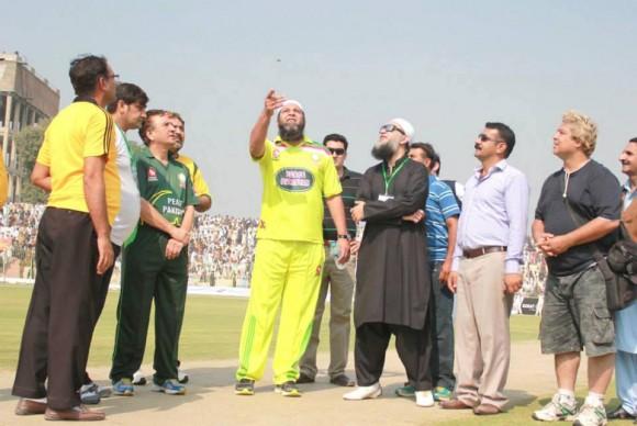 Peace T20 Match Peshawar 15