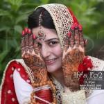 Sanam Baloch Wedding Jewelry
