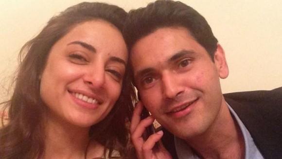Sarwat Gillani Couple