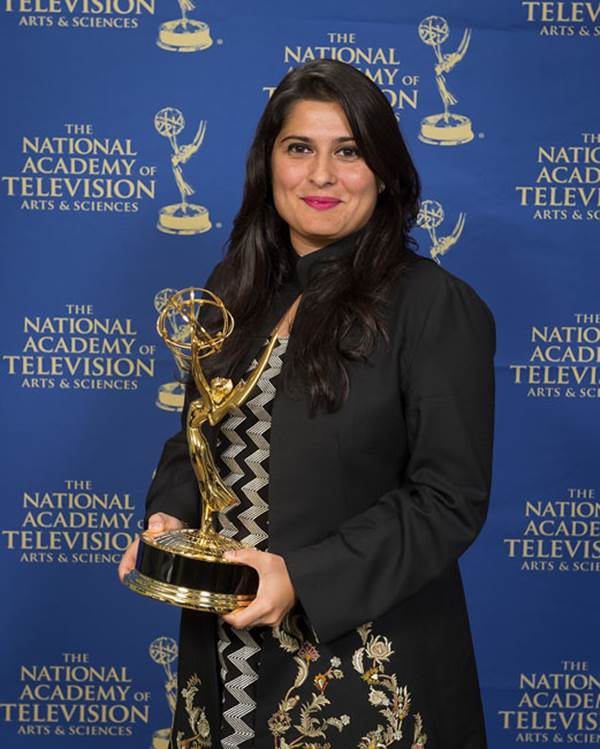 Sharmeen Obaid Chinoy Emmy Award