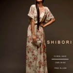 Shibori Winter Dress 3