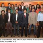Ufone SIP Summer Internship Program 2013