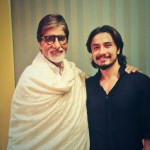 Ali Zafar Meeting with Amitabh Bachchan