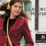 Bonanza Garments Glamorous Winter Collection 2014