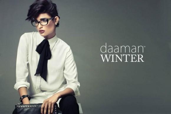 Daaman Winter Dress 1