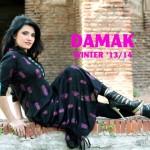 Damak Winter Dress Collection For Women