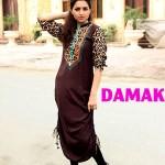 Damak Winter Dress 3