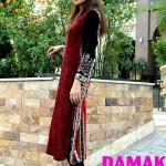Damak Winter Dress 6