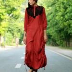 Damak Winter Dress 7