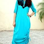 Damak Winter Dress 9