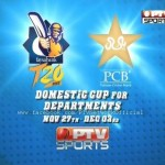 Faysal Bank T20 Domestic CUP for Departments 2013