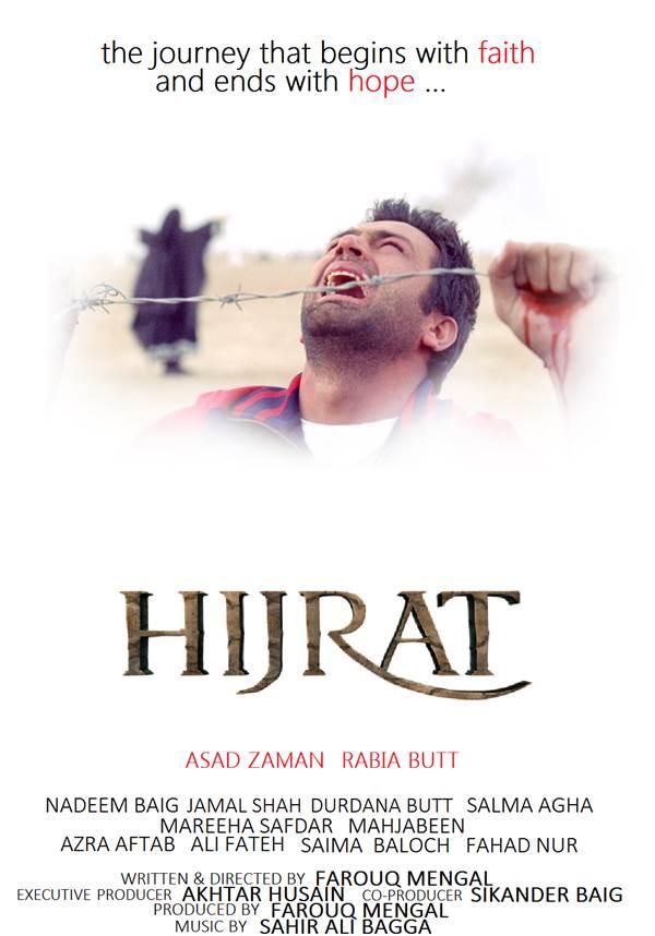 Hijrat Movie Poster