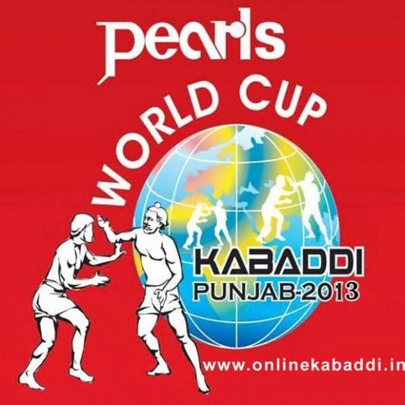 Kabaddi World Cup India 2013