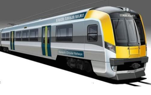 Karachi Metro Train Project