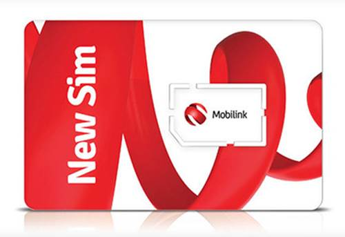 Mobilink New Customers