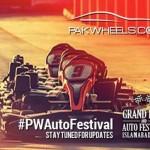 PakWheels Grand Prix & Auto Festival Islamabad 2013