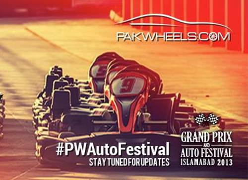 Pak Wheels Auto Festival 2013