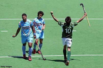Pakistan India Asian Hockey