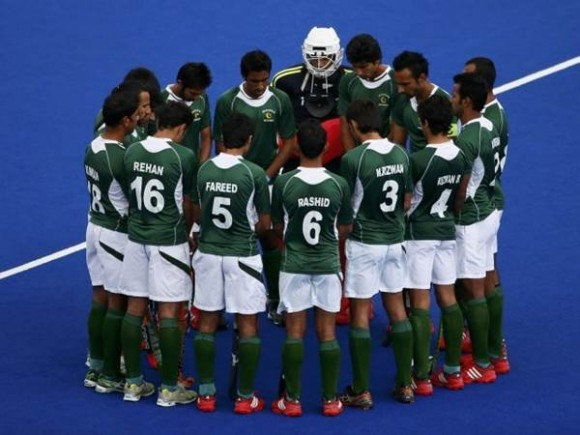 Pakistan Japan Hockey Final