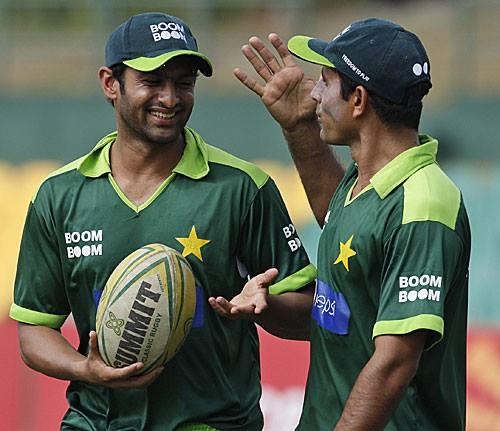 Pakistan T20 Squad UAE