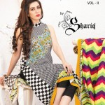 Embroidered Khaddar Collection For Winter By Shariq Textiles