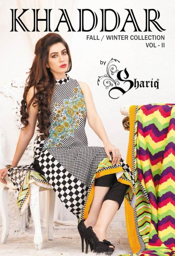 Shariq Textiles Khaddar 1