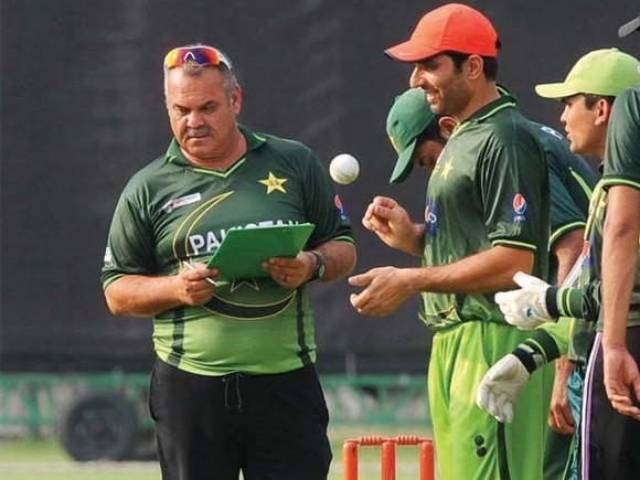 Whatmore Coach Pakistan