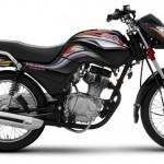 Yamaha 125 Black
