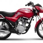 Yamaha 125 RED