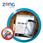 Zong Online Recharge - Bill Payment
