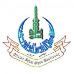 Allama Iqbal Open University (AIOU) Logo