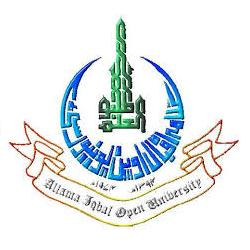 AIOU Logo - Allama Iqbal Open University
