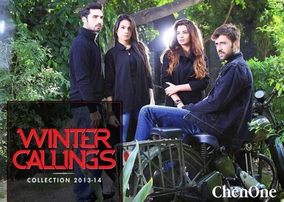 ChenOne Winter Calling 5