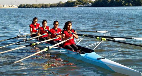 Karachi Boat Club Rowing