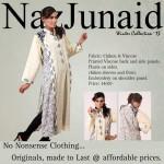 NazJunaid Winter Dress 3